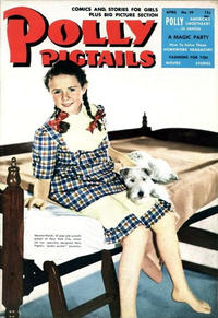 Cover Thumbnail for Polly Pigtails (Parents' Magazine Press, 1946 series) #39