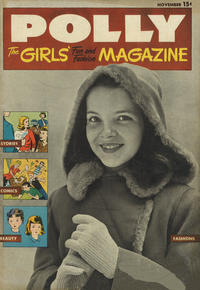 Cover Thumbnail for Polly (Parents' Magazine Press, 1949 series) #43