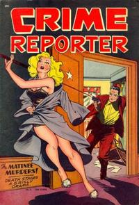 Cover Thumbnail for Crime Reporter (St. John, 1948 series) #2