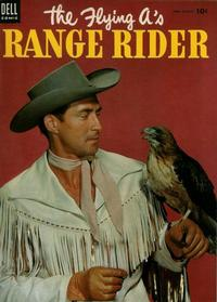 Cover Thumbnail for The Flying A's Range Rider (Dell, 1953 series) #6