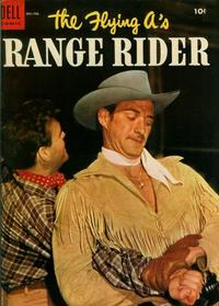 Cover Thumbnail for The Flying A's Range Rider (Dell, 1953 series) #8