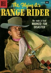 Cover Thumbnail for The Flying A's Range Rider (Dell, 1953 series) #18