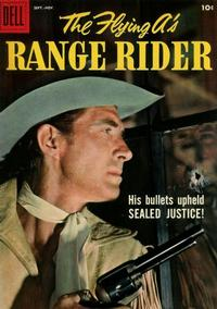 Cover Thumbnail for The Flying A's Range Rider (Dell, 1953 series) #23