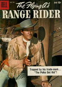 Cover Thumbnail for The Flying A's Range Rider (Dell, 1953 series) #24