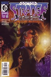 Cover Thumbnail for Doctor Strange (Marvel, 1999 series) #3