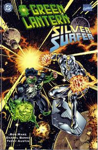 Cover Thumbnail for Green Lantern / Silver Surfer: Unholy Alliances (DC, 1995 series)