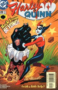 Cover Thumbnail for Harley Quinn (DC, 2000 series) #23