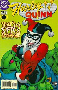 Cover Thumbnail for Harley Quinn (DC, 2000 series) #24