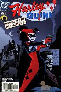 Cover Thumbnail for Harley Quinn (DC, 2000 series) #26 [Direct Sales]