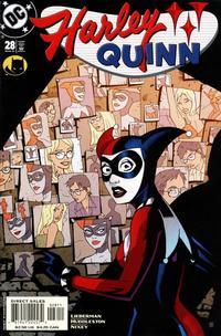 Cover Thumbnail for Harley Quinn (DC, 2000 series) #28