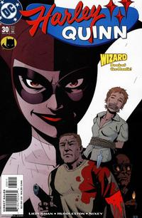 Cover Thumbnail for Harley Quinn (DC, 2000 series) #30 [Direct Sales]