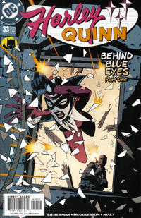 Cover Thumbnail for Harley Quinn (DC, 2000 series) #33 [Direct Sales]