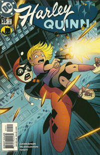 Cover Thumbnail for Harley Quinn (DC, 2000 series) #35 [Direct Sales]