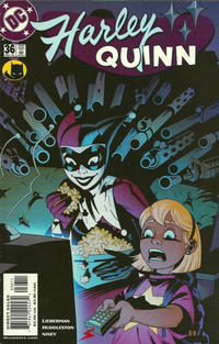 Cover Thumbnail for Harley Quinn (DC, 2000 series) #36 [Direct Sales]