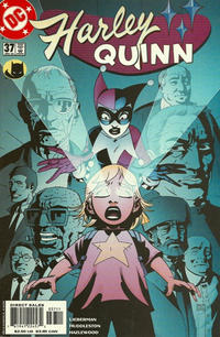 Cover Thumbnail for Harley Quinn (DC, 2000 series) #37 [Direct Sales]