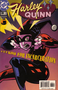 Cover Thumbnail for Harley Quinn (DC, 2000 series) #38 [Direct Sales]