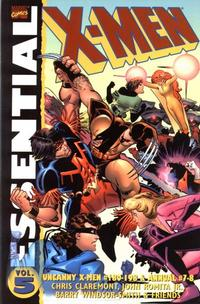 Cover Thumbnail for Essential X-Men (Marvel, 1996 series) #5