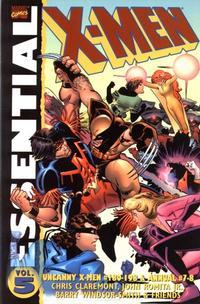 Cover Thumbnail for Essential X-Men (Marvel, 1996 series) #5