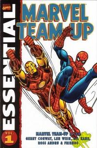 Cover Thumbnail for Essential Marvel Team-Up (Marvel, 2002 series) #1