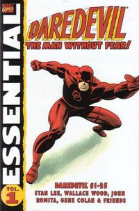 Cover Thumbnail for Essential Daredevil (Marvel, 2002 series) #1