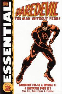 Cover Thumbnail for Essential Daredevil (Marvel, 2002 series) #2