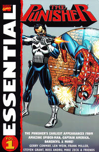 Cover Thumbnail for Essential Punisher (Marvel, 2004 series) #1