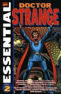 Cover Thumbnail for Essential Dr. Strange (Marvel, 2001 series) #2