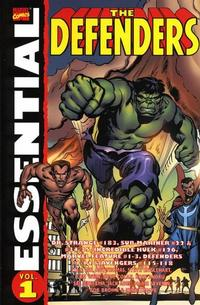 Cover Thumbnail for Essential Defenders (Marvel, 2005 series) #1