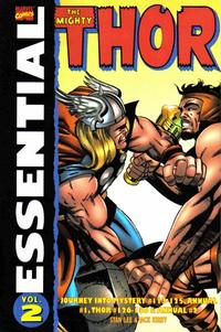 Cover Thumbnail for Essential Thor (Marvel, 2001 series) #2