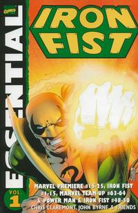 Cover Thumbnail for Essential Iron Fist (Marvel, 2004 series) #1