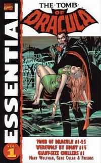 Cover Thumbnail for Essential Tomb of Dracula (Marvel, 2004 series) #1