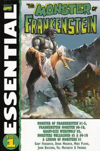 Cover Thumbnail for Essential Monster of Frankenstein (Marvel, 2004 series) #1