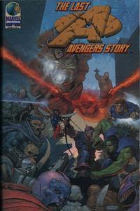 Cover Thumbnail for The Last Avengers Story (Marvel, 1995 series) #2