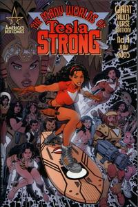 Cover Thumbnail for The Many Worlds of Tesla Strong (DC, 2003 series) #1