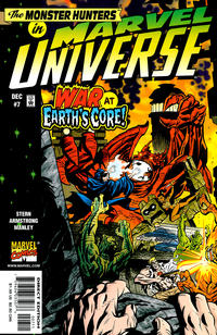 Cover Thumbnail for Marvel Universe (Marvel, 1998 series) #7 [Direct Edition]