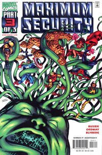 Cover Thumbnail for Maximum Security (Marvel, 2000 series) #3