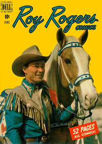 Cover Thumbnail for Roy Rogers Comics (Dell, 1948 series) #30