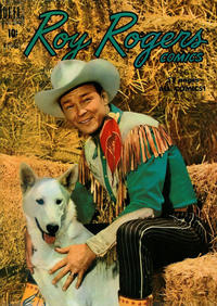 Cover Thumbnail for Roy Rogers Comics (Dell, 1948 series) #32