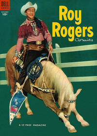 Cover Thumbnail for Roy Rogers Comics (Dell, 1948 series) #71