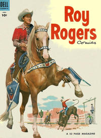 Cover Thumbnail for Roy Rogers Comics (Dell, 1948 series) #76