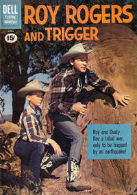 Cover Thumbnail for Roy Rogers and Trigger (Dell, 1955 series) #142