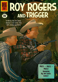 Cover Thumbnail for Roy Rogers and Trigger (Dell, 1955 series) #143
