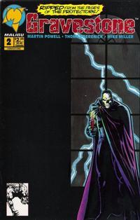 Cover Thumbnail for Gravestone (Malibu, 1993 series) #2 [Direct Edition]