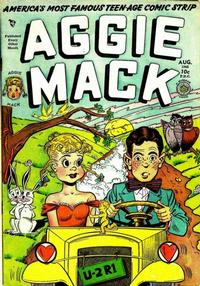Cover Thumbnail for Aggie Mack (Superior Publishers Limited, 1948 series) #2