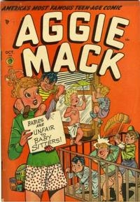 Cover Thumbnail for Aggie Mack (Superior, 1948 series) #3