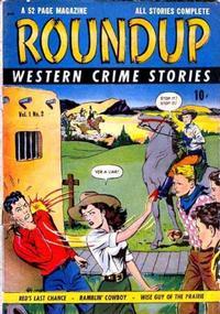 Cover Thumbnail for Roundup (D.S. Publishing, 1948 series) #v1#2