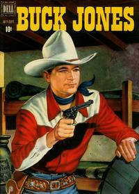Cover Thumbnail for Buck Jones (Dell, 1951 series) #3