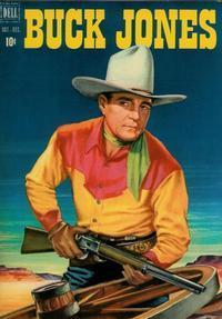 Cover Thumbnail for Buck Jones (Dell, 1951 series) #4