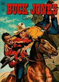 Cover Thumbnail for Buck Jones (Dell, 1951 series) #8