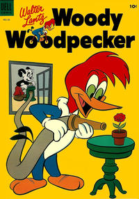 Cover for Walter Lantz Woody Woodpecker (Dell, 1952 series) #20